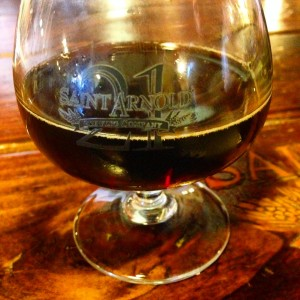 21 years of Saint Arnold. Photo courtesy of D.J. Delarosa.