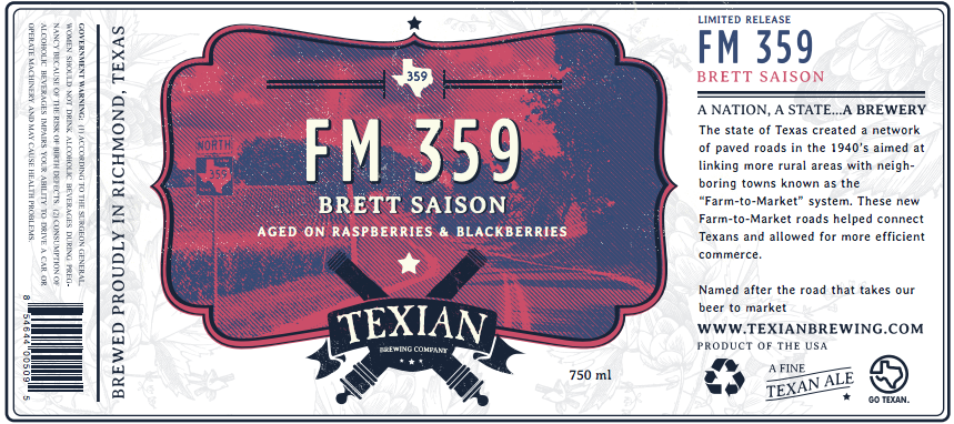 Courtesy of Texian Brewing