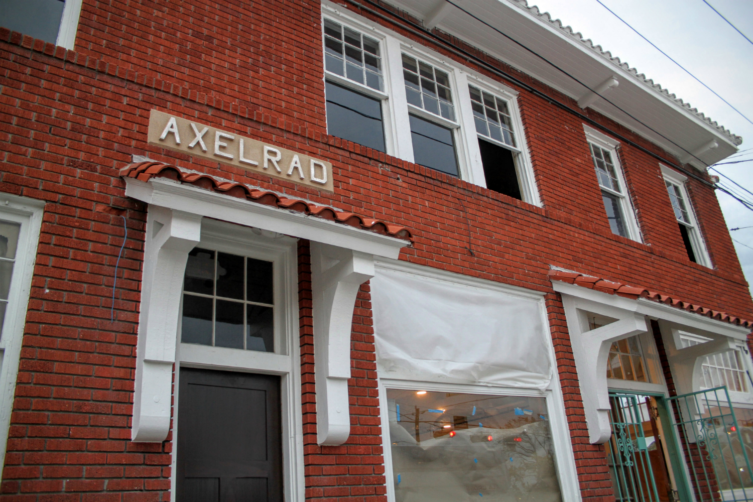 Axelrad Store Front