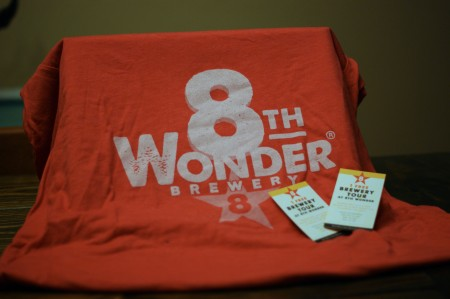8th Wonder Giveaway Grand Prize