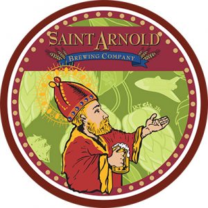 saint arnold badge