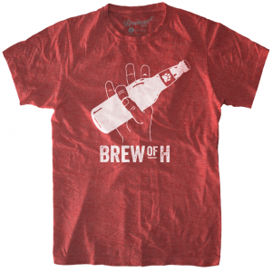 Brew of H T-shirt