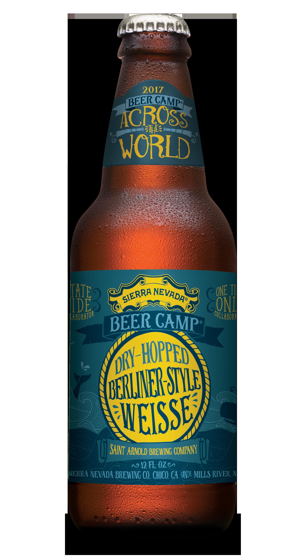 St Arnold Beer Camp Bottle