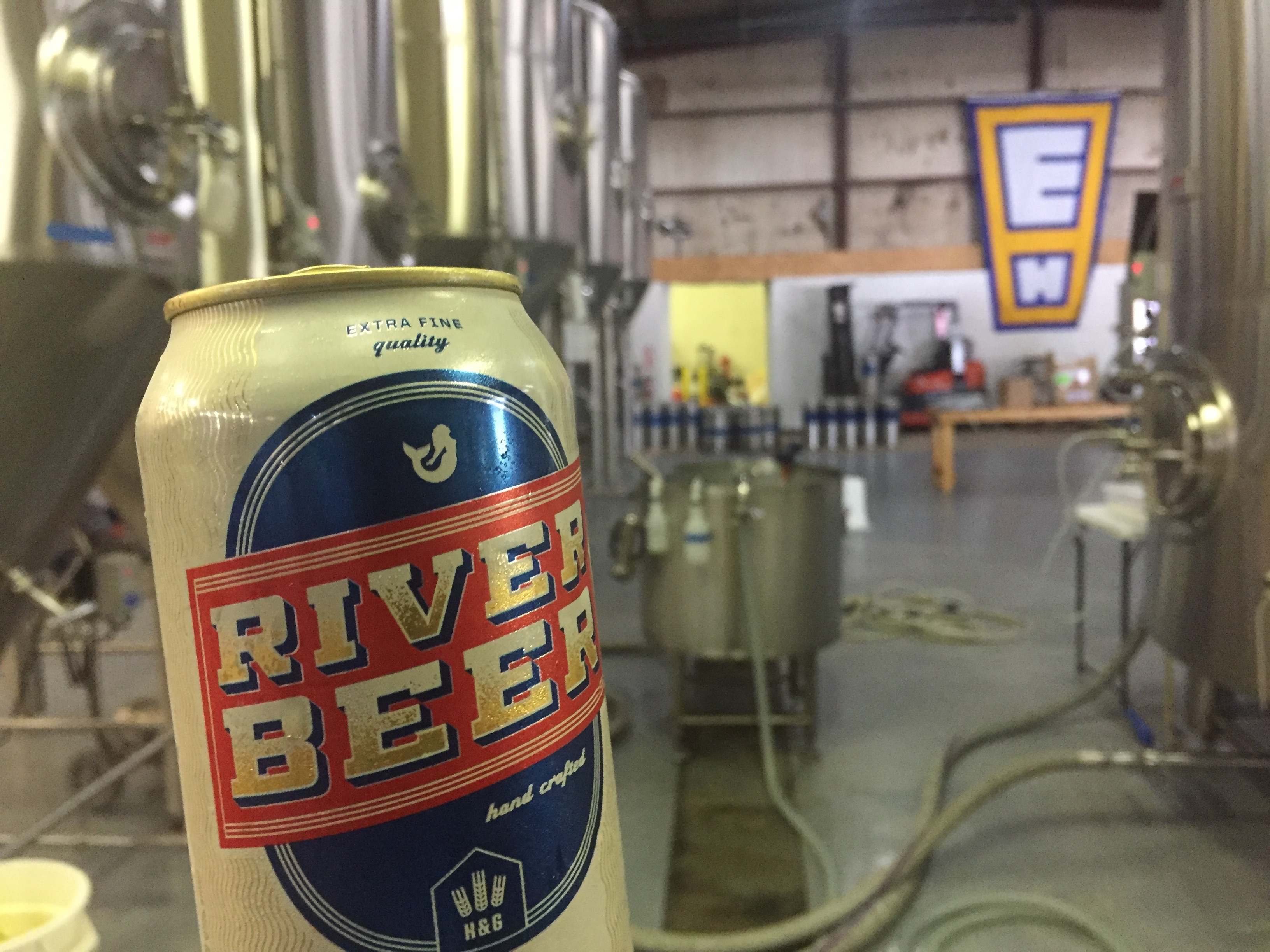 River Beer | Photo: Casey Motes for Houston Beer Guide