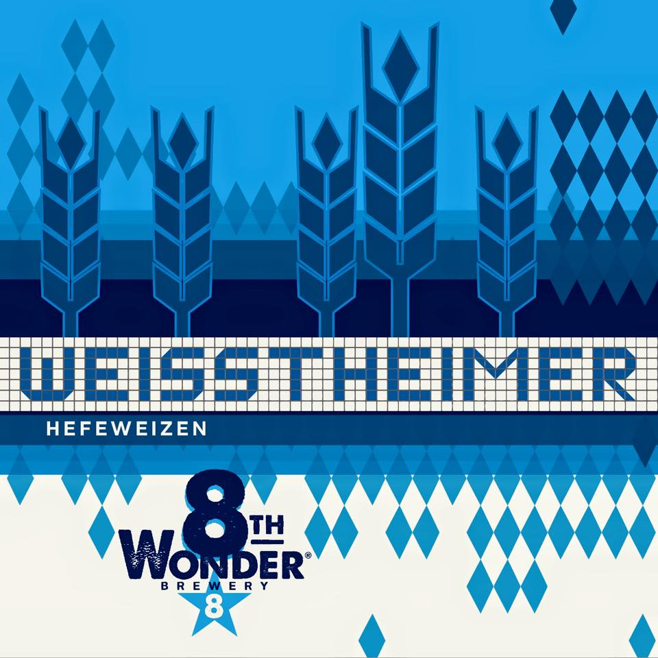 Weisstheimer Label Art