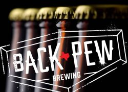 Sinners & Saints Unite:  Back Pew Brewing Is Opening!