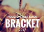 Houston Beer Guide Bracket 2017