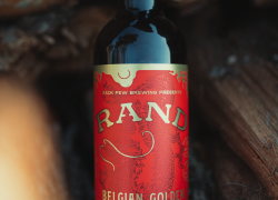 Beer Spotlight: Rand, Belgian Golden Strong from Back Pew Brewing