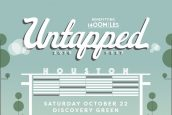 My first 5 stops at Untapped Houston, 2016 edition