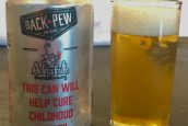 Good Beer, Great Cause – Back Pew Brews up Kolsch to Benefit Addi's Faith