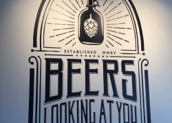 Beers Looking At You
