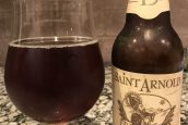 Review: Saint Arnold Bishop's Barrel 15
