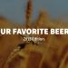 Favorite Beers 2015