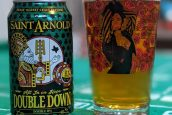 Beer Spotlight:  Double Down Double IPA – Saint Arnold Brewing Co.