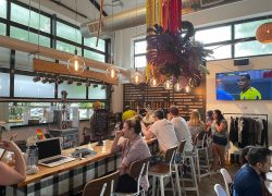 Walking Stick Brewing Offers Good Brews and Great Vibes