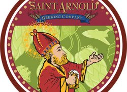 The Patron Saint of Hops (Saint Arnold and Untappd team up to release Houston's first beer badge!)