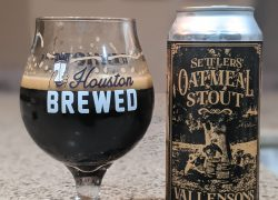 Beer Spotlight: Settler's Oatmeal Stout